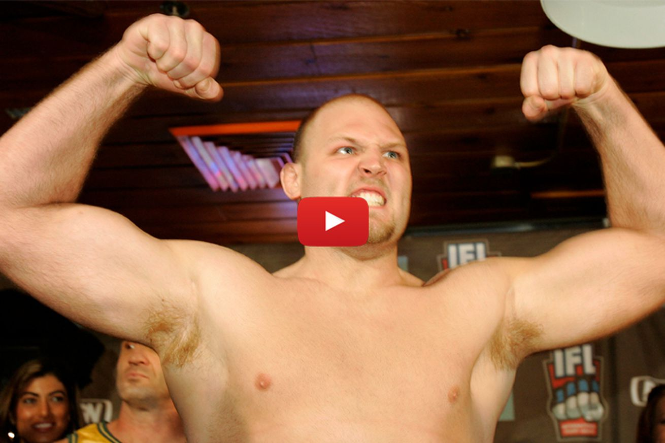 UFC Fight Night 86 Zagreb weigh in video, start time, and results for Rothwell vs Dos Santos