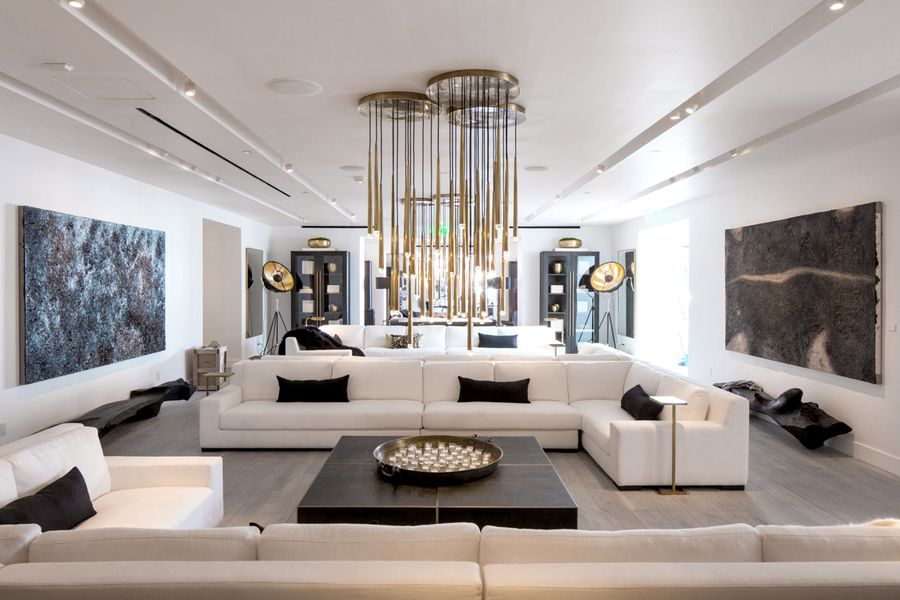 Explore Restoration Hardware S Glorious Rh Modern Gallery