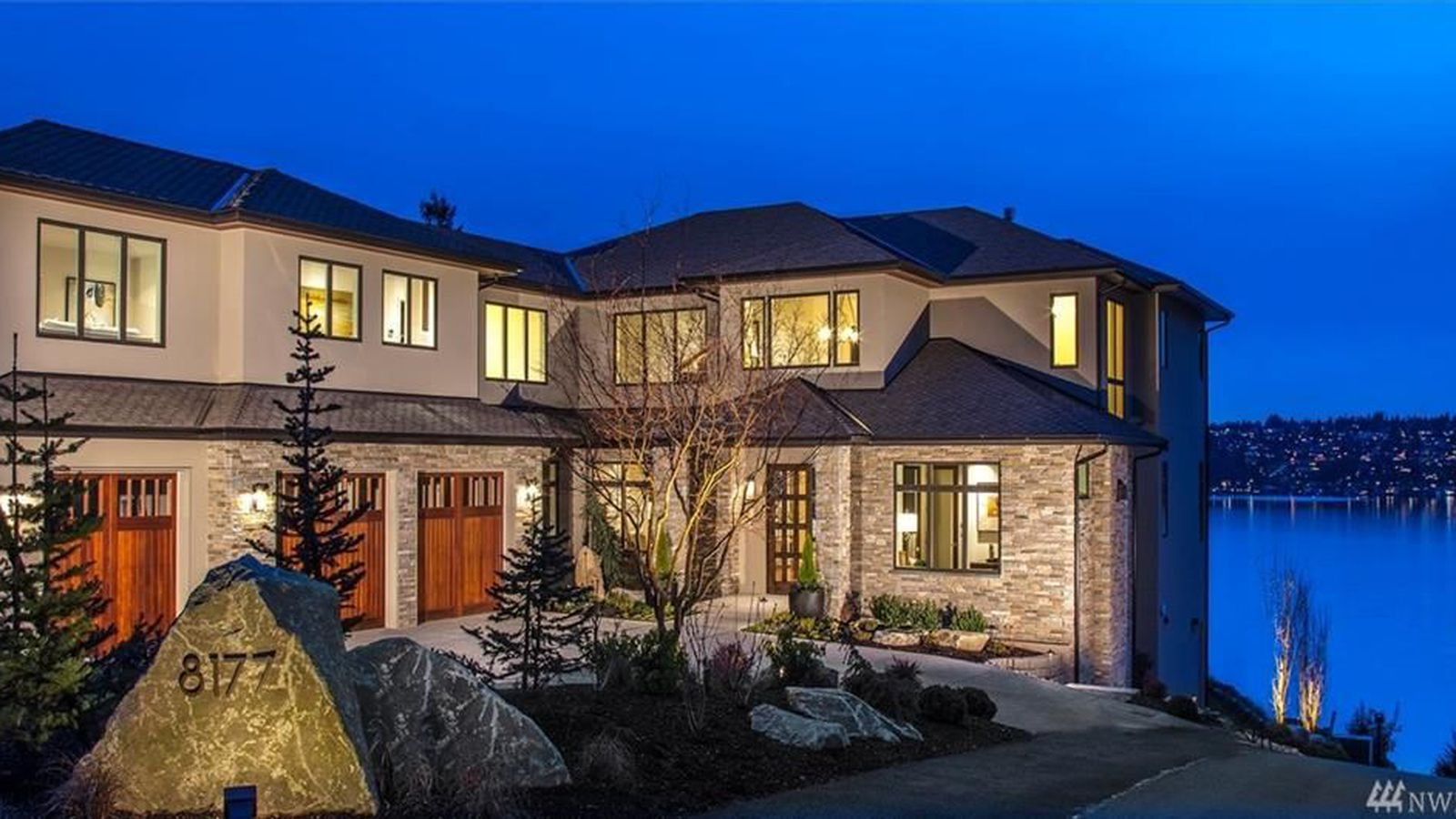 Untouched Mercer Island Mansion Lists At Curbed