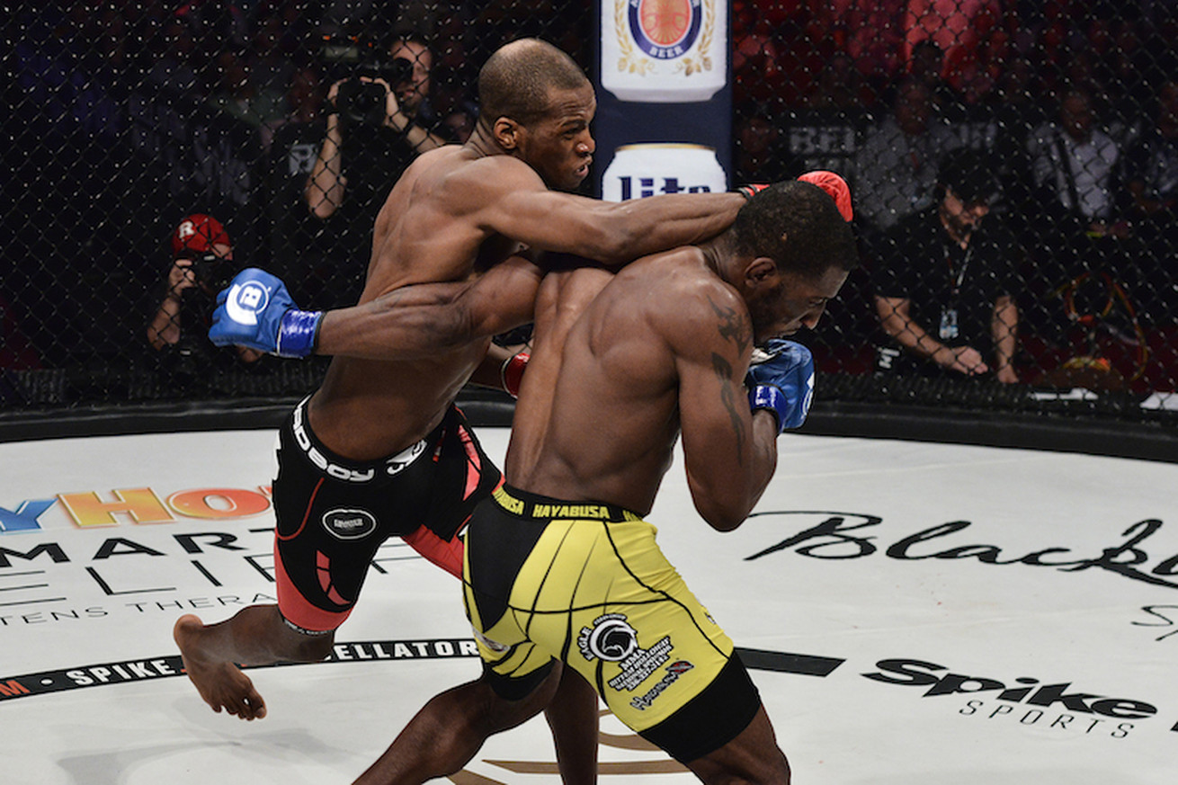 Michael Page on Bellators welterweight division: I feel like I can handle any of these guys
