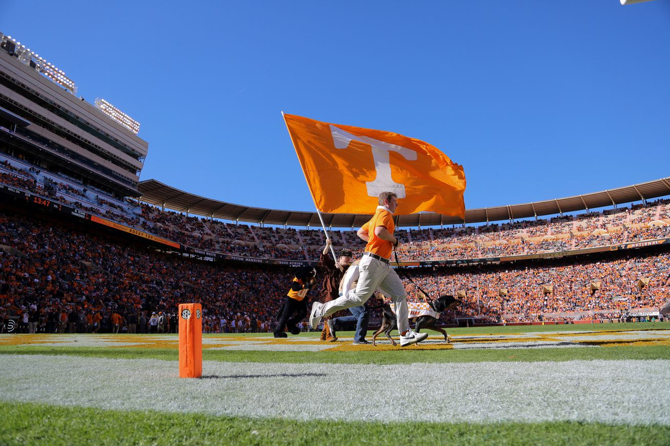 Tennessee announces 7 future home opponents from 2018-22