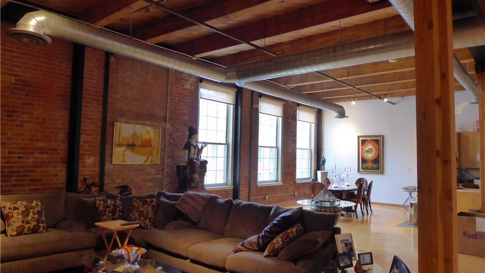 For 600k a two bedroom loft on the riverfront curbed for 2 bedroom with loft