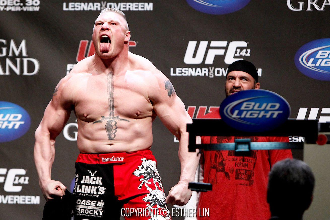 UFC 200 fight card: Brock Lesnar vs Mark Hunt full fight preview