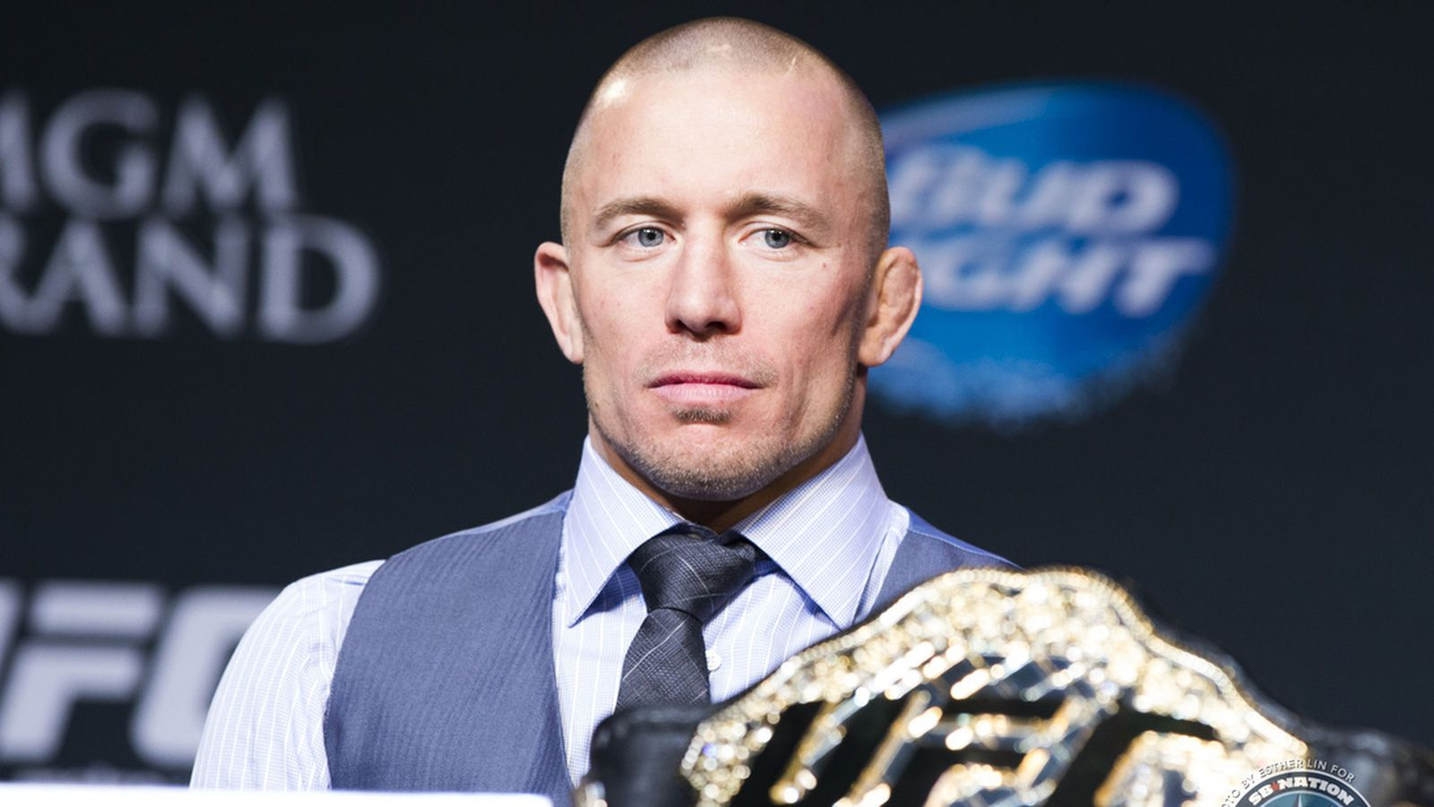 Dana White responds to Georges St-Pierre vs. Anderson Silva fight rumored for UFC 206