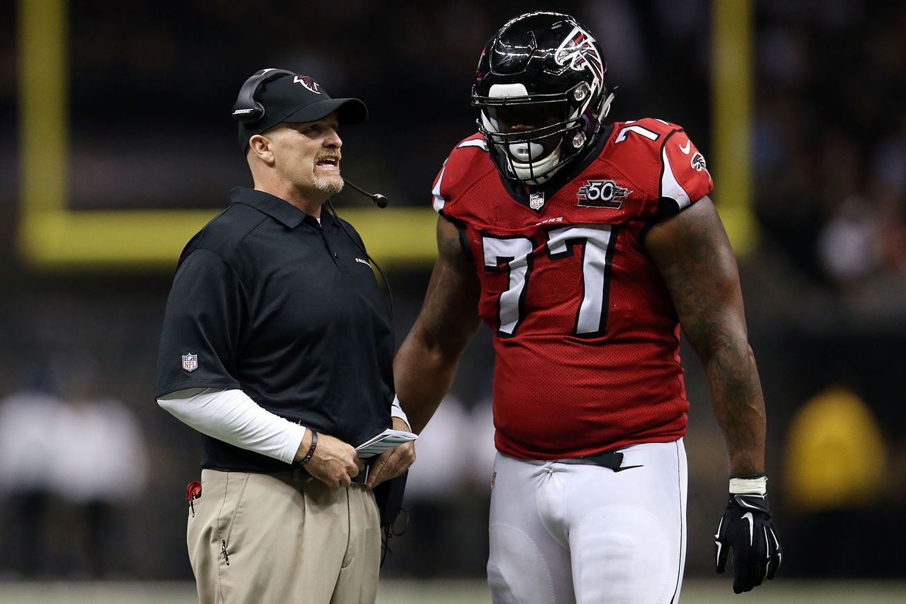 Falcons defensive end reportedly involved in domestic violence case