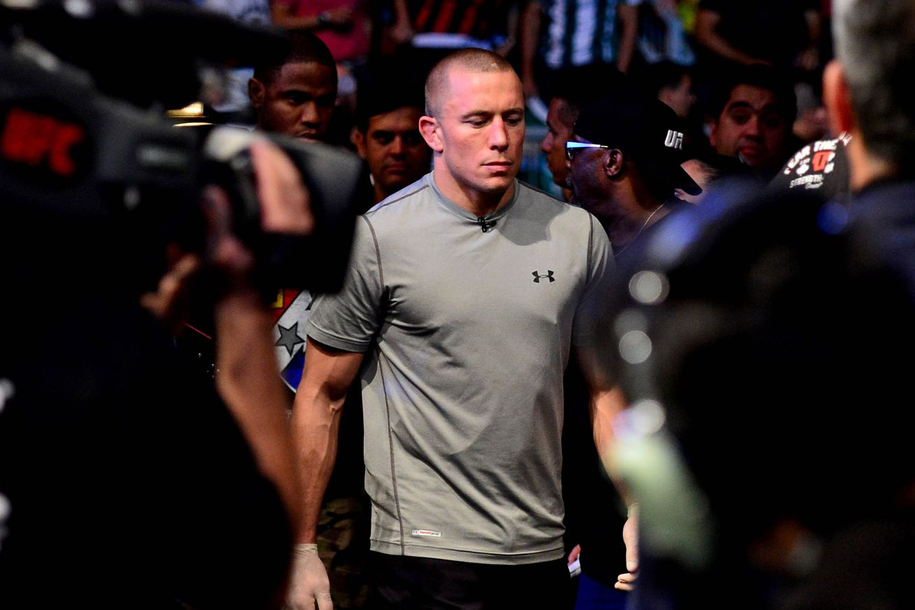 community news, Obsessive compulsive Georges St Pierre explains UFC exit: More money, more problems