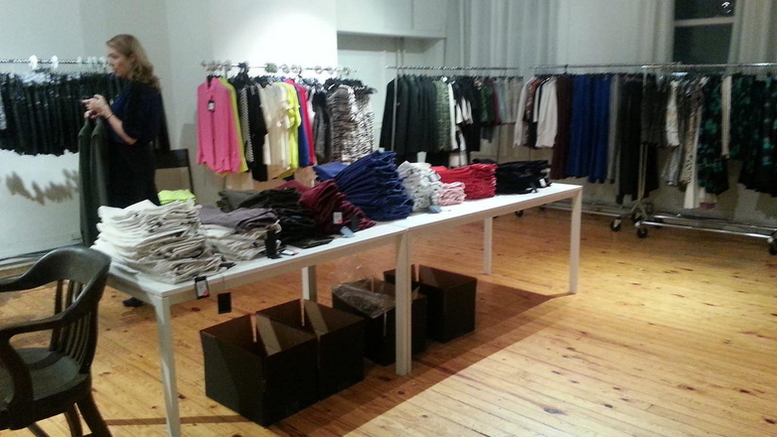 Hermès, The Row, and Thirteen More Weekend Sample Sales - Marissa Webb