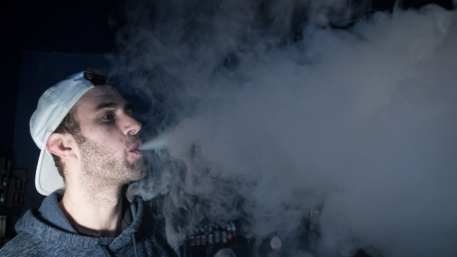Vaping might increase your risk of heart disease, just ...