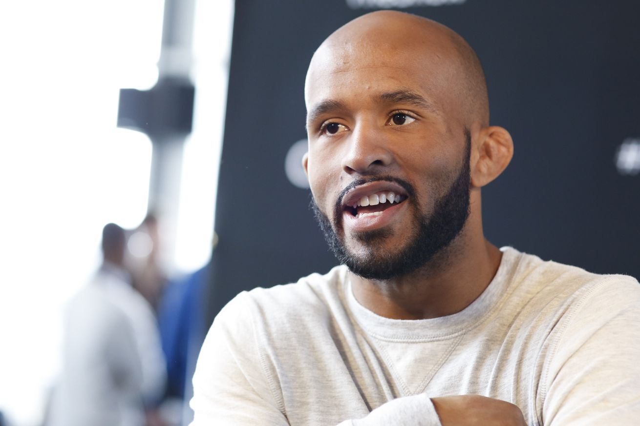Demetrious Johnson campaigns to tie history on FOX in April