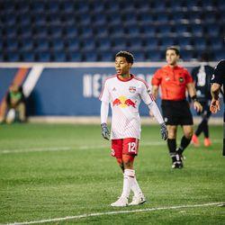 The match against Harrisburg City Islanders was frustrating for NYRB II