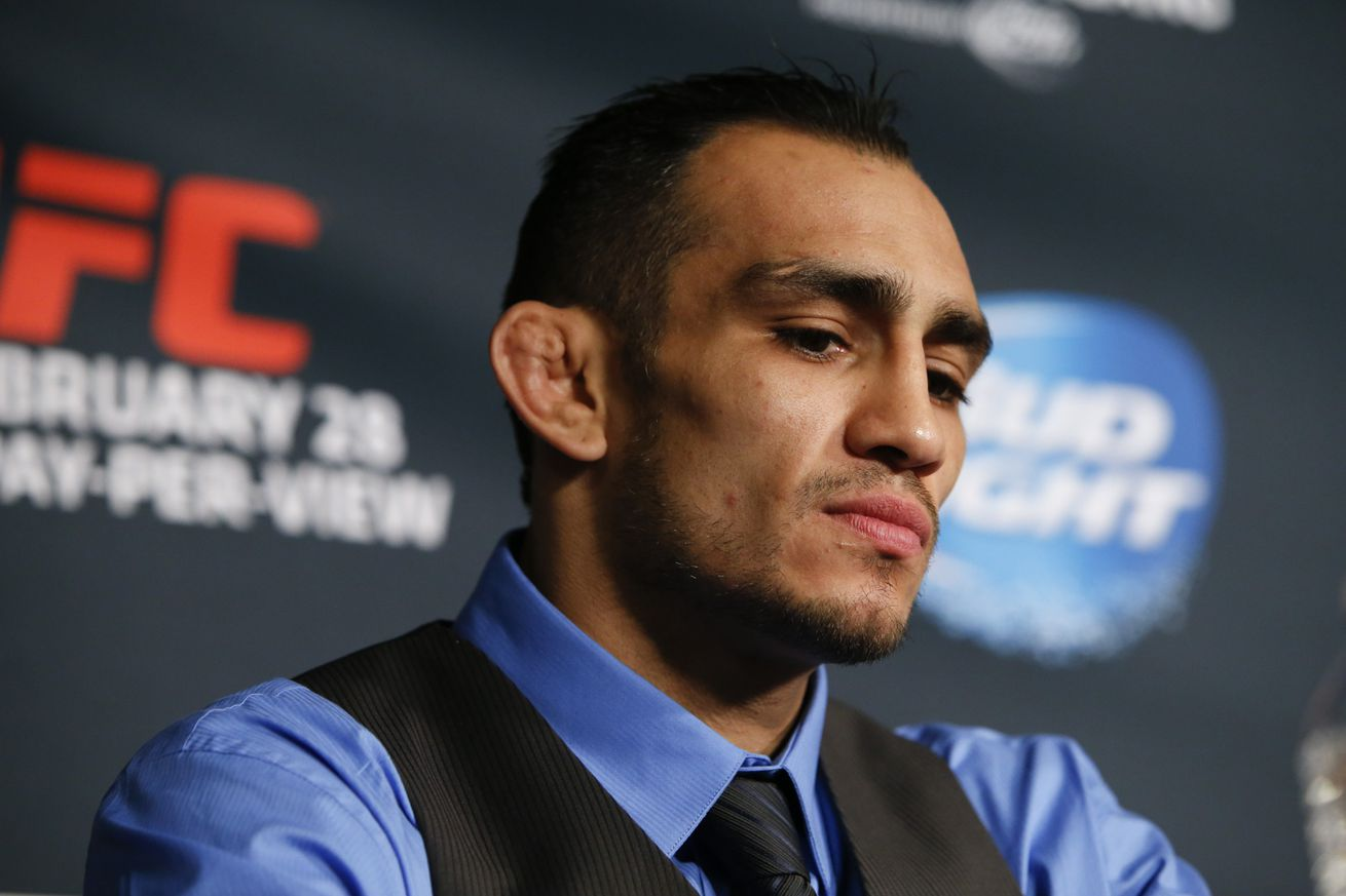 Tony Ferguson on not getting full show money, not wanting to take pay cut vs. Michael Johnson
