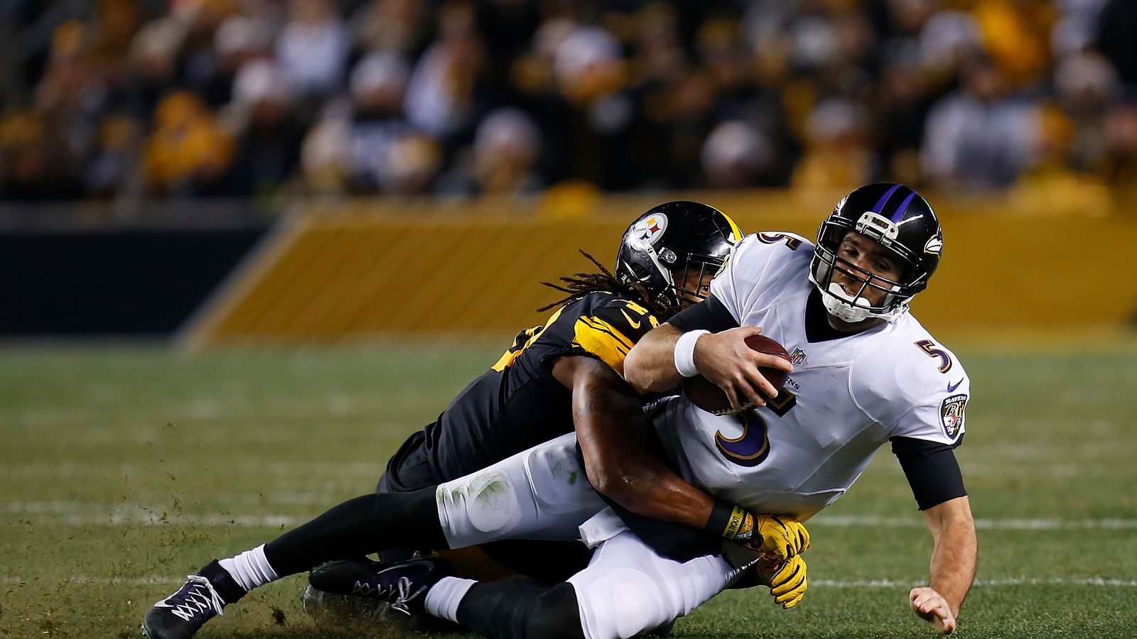 Ravens Vs Steelers 2016 Final Score And Highlights From