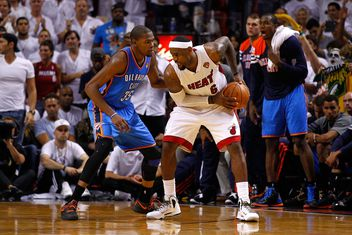 Miami Thrice: Heat Take 3-1 Finals Lead With 104-98 Win ...