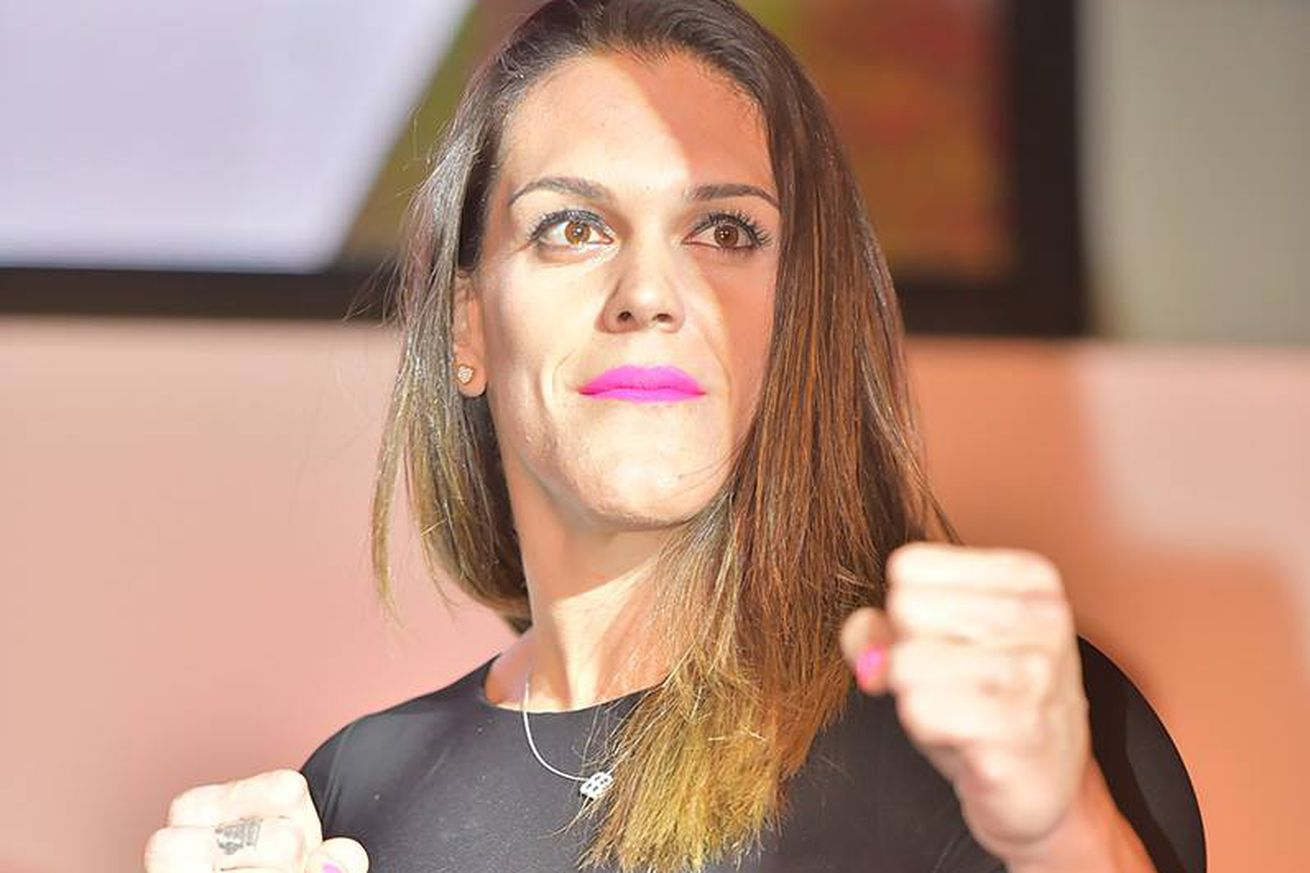 community news, Gabi Garcia on MMA debut: 'People thought I'd box like Manny Pacquiao and kick like Anderson Silva'