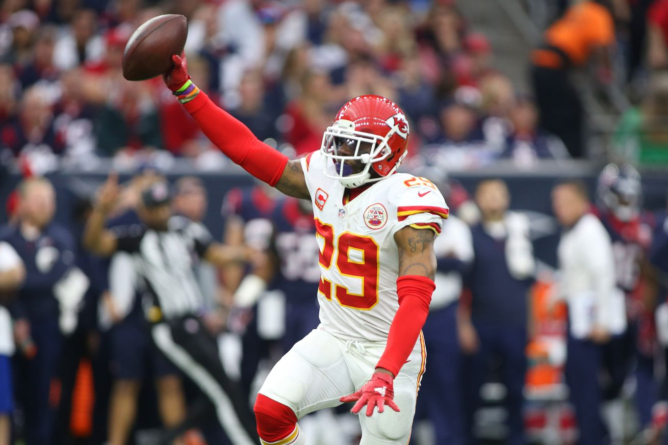 No long-term deal for Chiefs' Berry