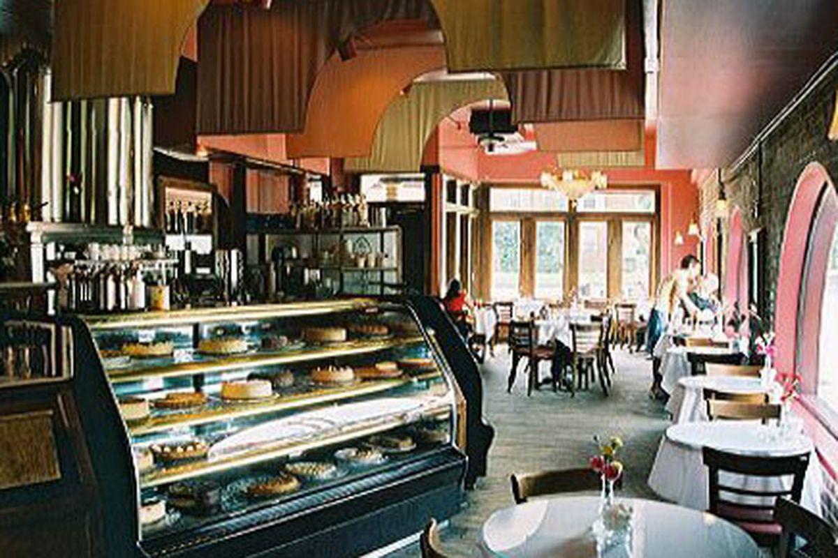 Menu Cafe Intermezzo