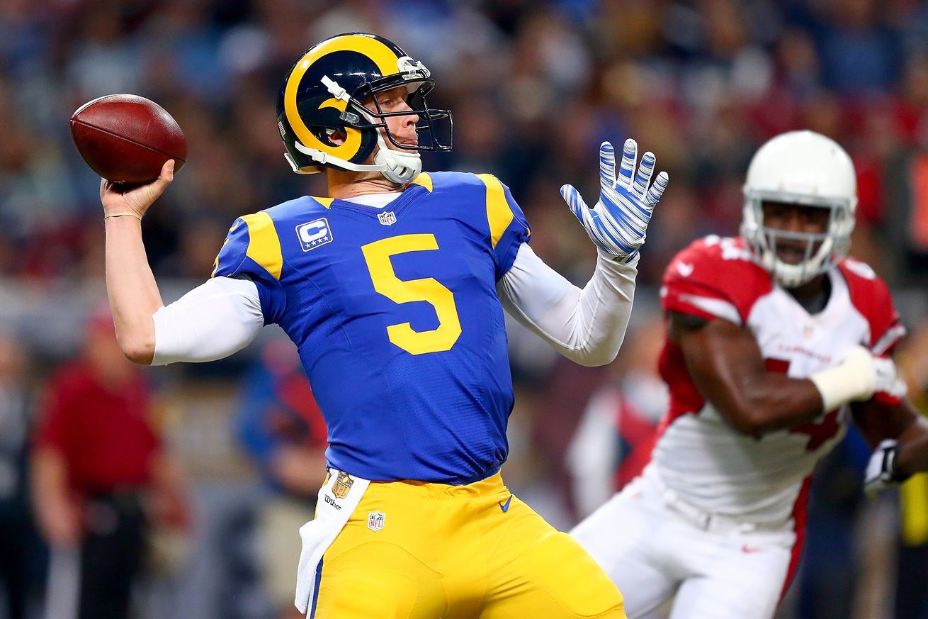 Jerseys NFL Sale - Nick Foles released by Los Angeles Rams - Bleeding Green Nation