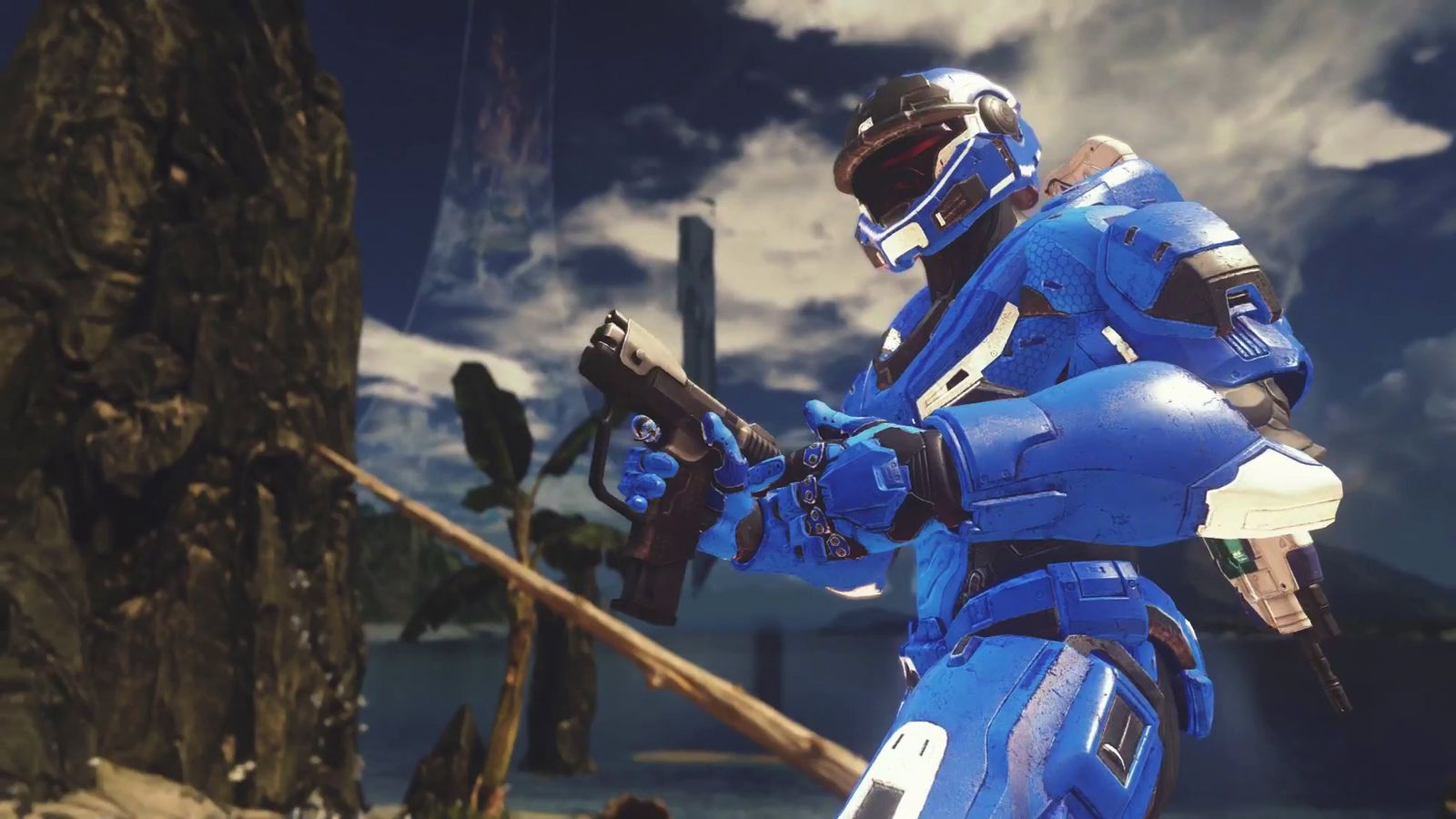 Halo 5 adds hammer storm and teases the return of for Halo ce portent 2 firefight