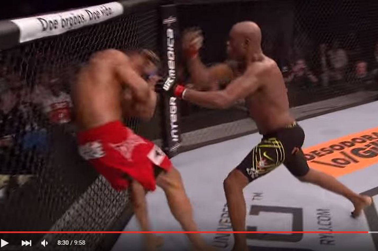 Anderson Silva vs Michael Bisping full fight videos preview UFC Fight Night 84 main event