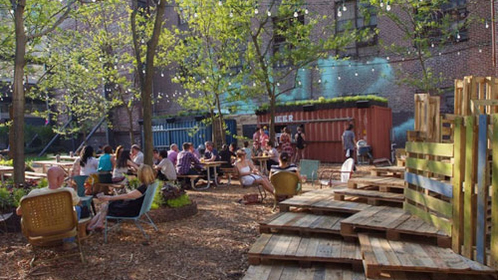Independence beer garden coming in july eater philly Independence beer garden philadelphia pa