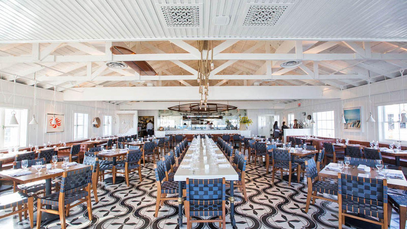 Malibu Farm Restaurant And Bar