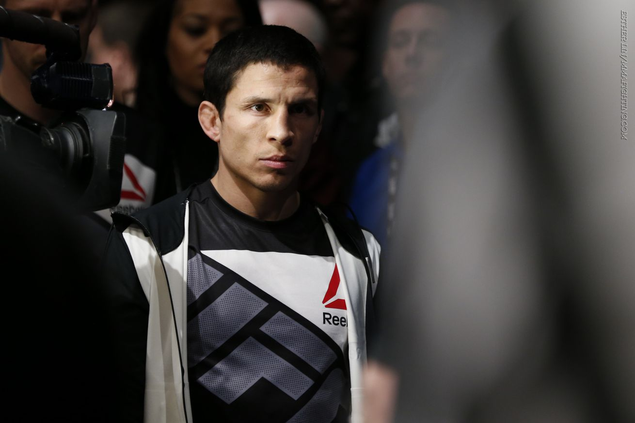 Meet The Ultimate Fighter season 24 competitor Adam Antolin