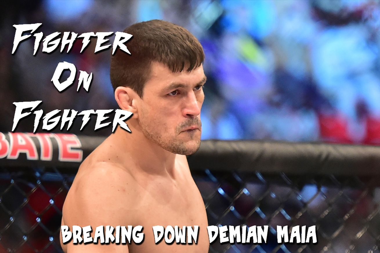 community news, Fighter on Fighter: Breaking down UFC on FOX 21s Demian Maia