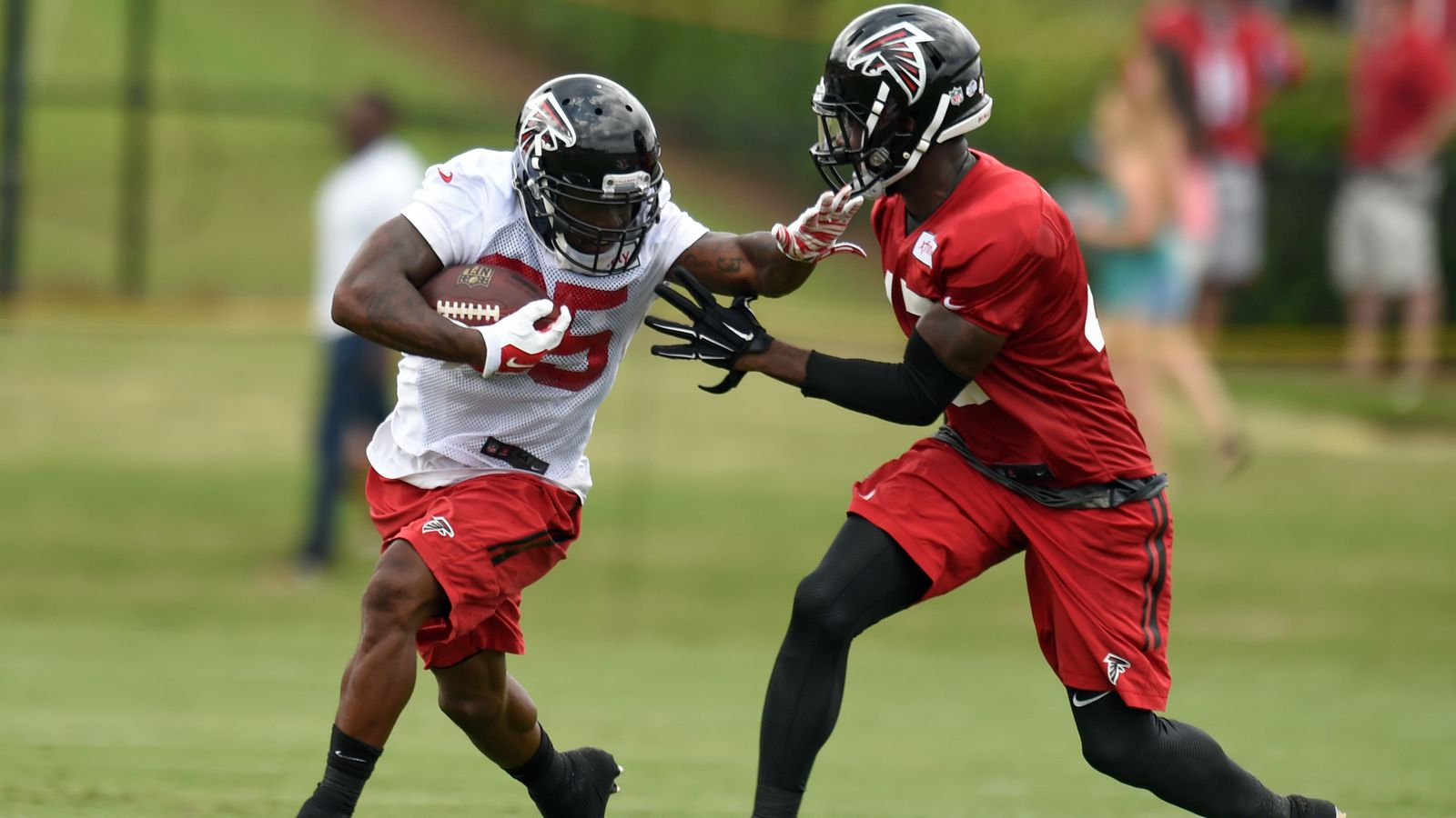 Nike jerseys for Cheap - Falcons add WR Aldrick Robinson, S Damian Parms, CB DeMarcus Van ...