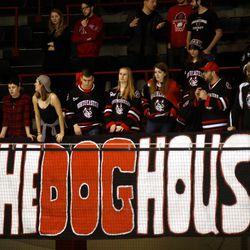 UConn Huskies @ Northeastern Huskies