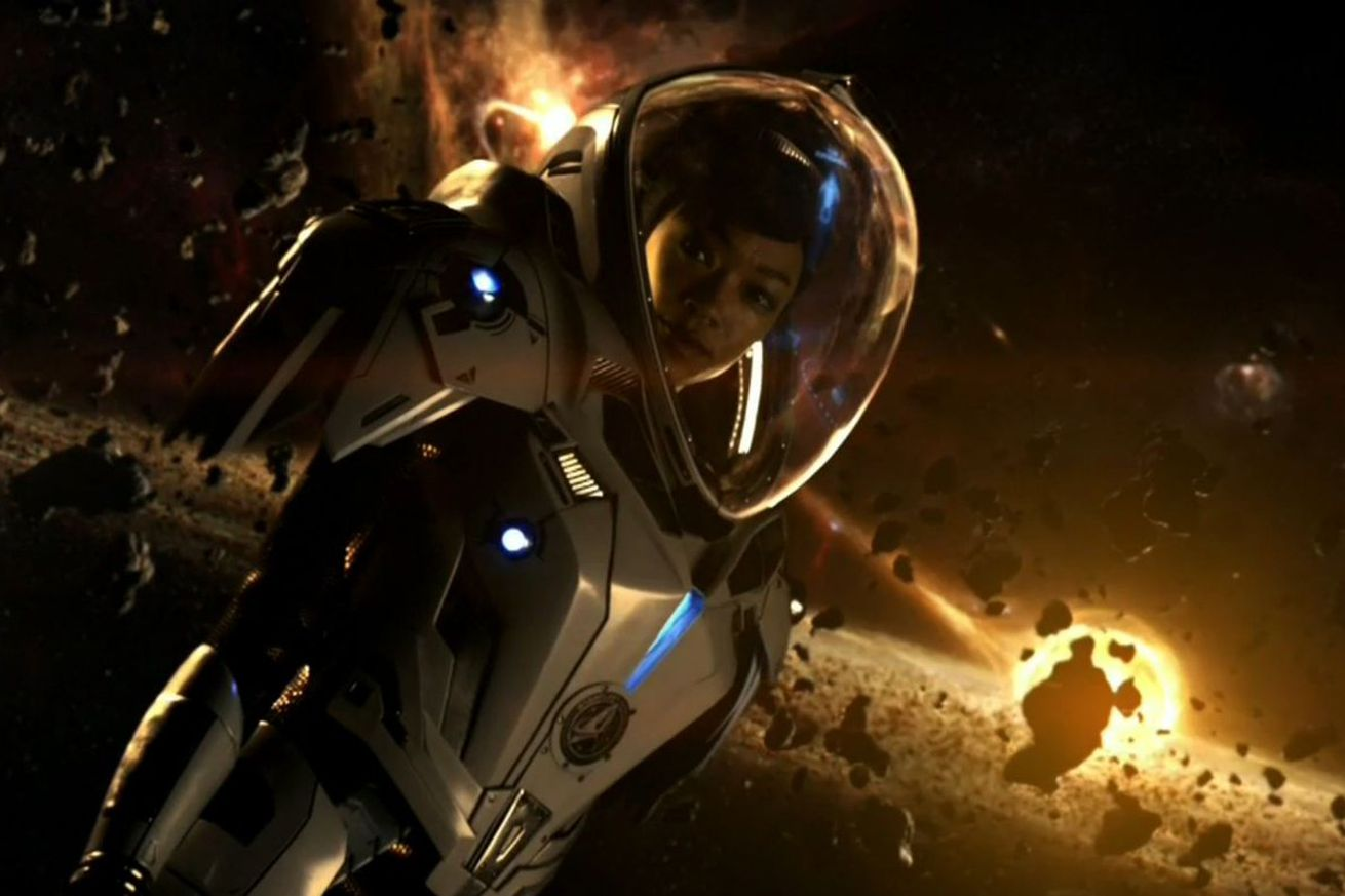 The first trailer for Star Trek: Discovery is packed with action and shiny CGI
