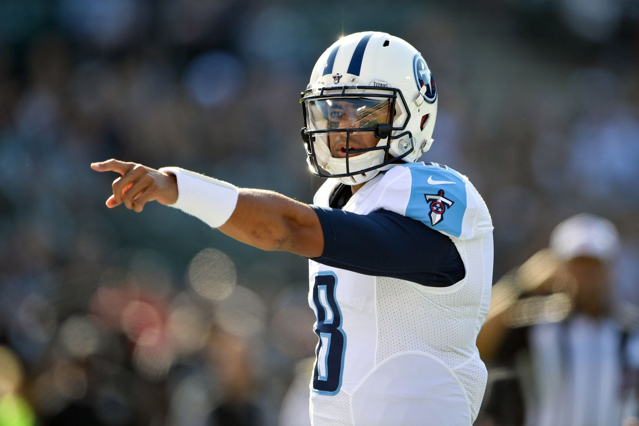 Titans lose season opener to Vikings