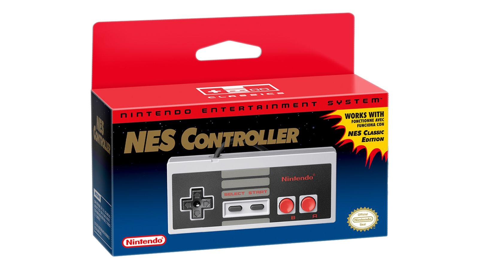the mini nes classic controller works with your wii u virtual console games polygon. Black Bedroom Furniture Sets. Home Design Ideas