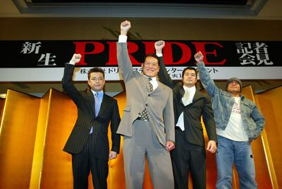 community news, Ten years after Pride FC's final show, Nobuyuki Sakakibara looks back on what was, what is, and what could have been