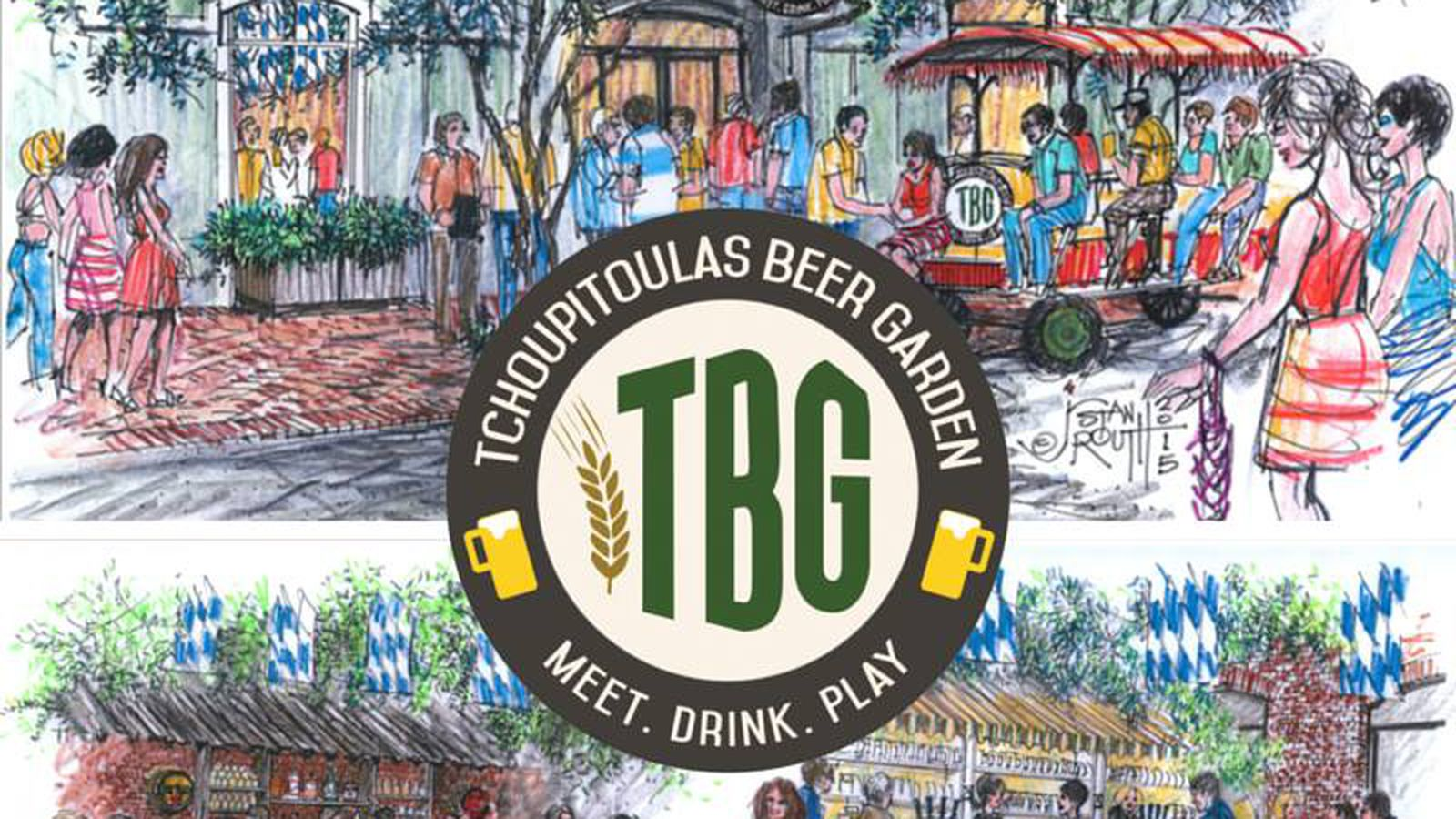 German Style Indoor Beer Garden To Open On Tchoupitoulas