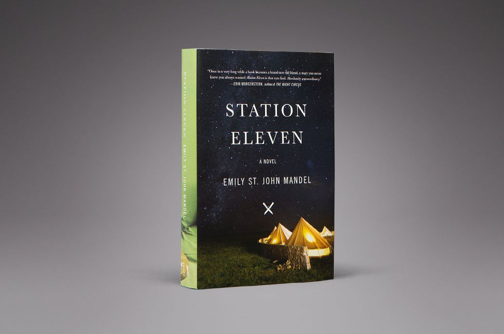 the eternal past in station eleven a book by emily st john mandel A handful of survivors of a flu epidemic attempt to rebuild civilisation in emily st john mandel station eleven review – emily st john station eleven is.
