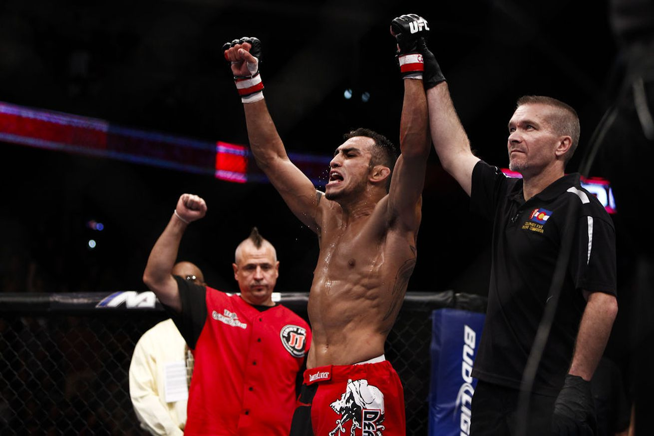 Morning Report: Tony Ferguson calls Conor McGregor a 'little b**ch' who 'probably' won't defend lightweight title