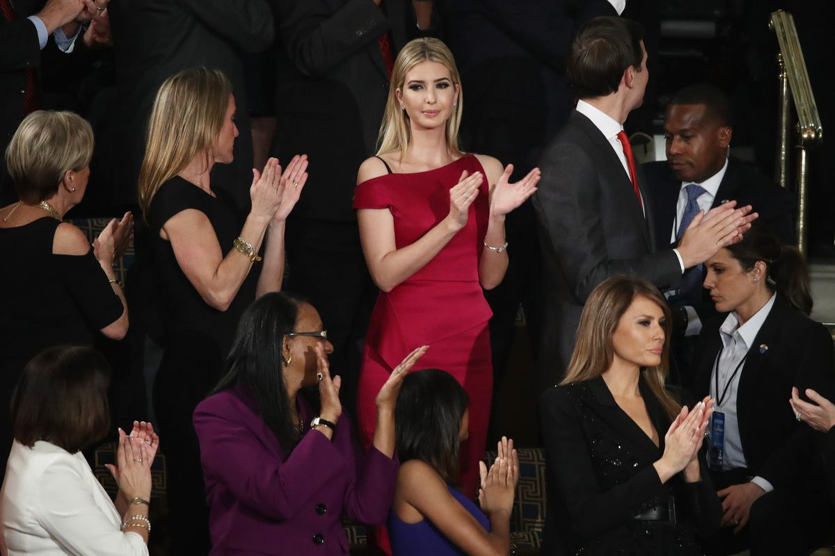Ivanka Trump sales soared through the roof in February