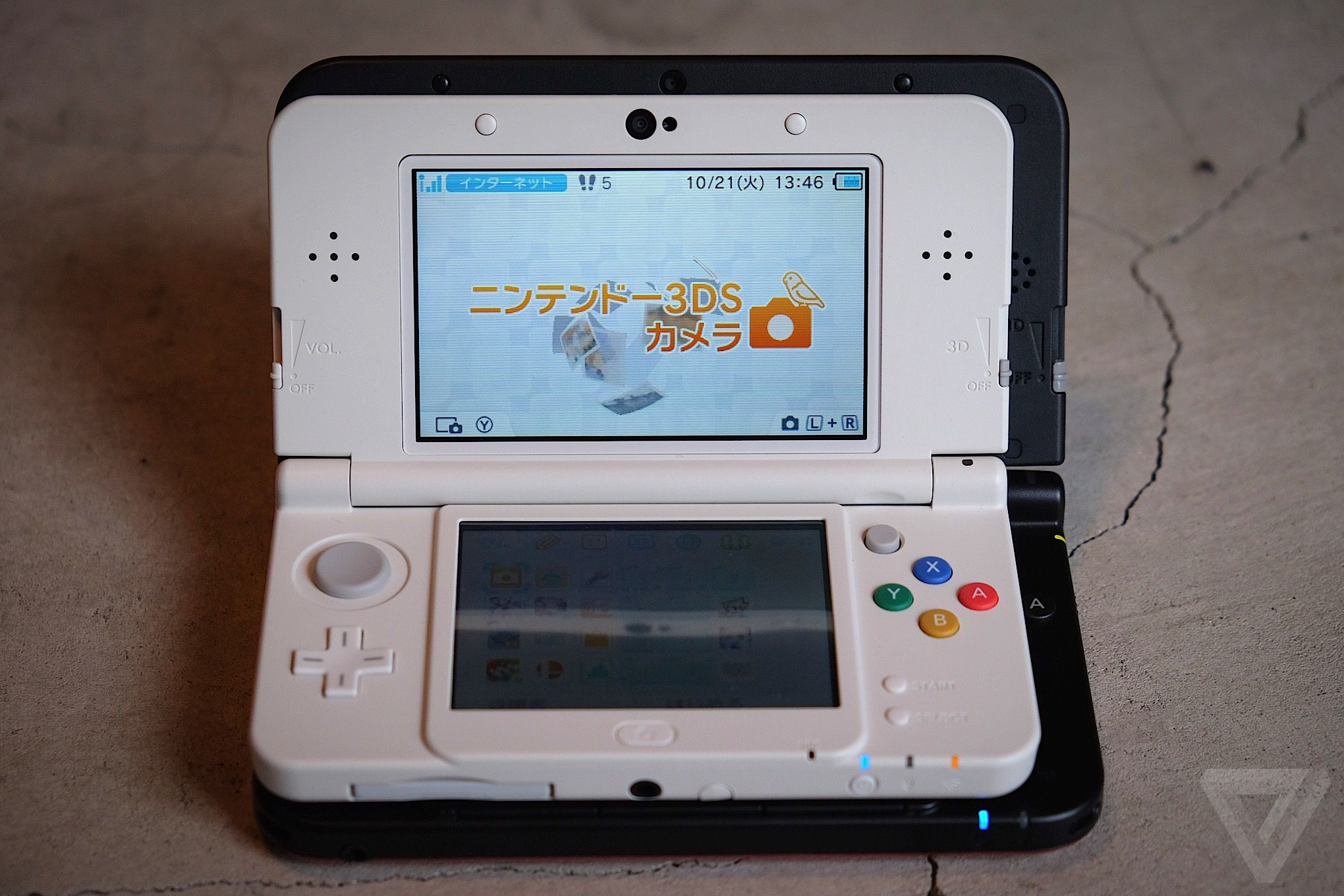 New Nintendo 3ds Xl : New nintendo ds review the verge