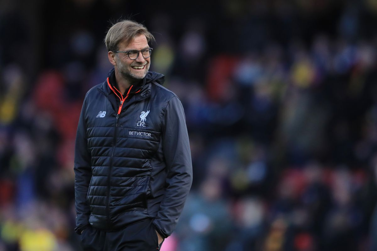 Chelsea not that far ahead, says Liverpool manager Jurgen Klopp