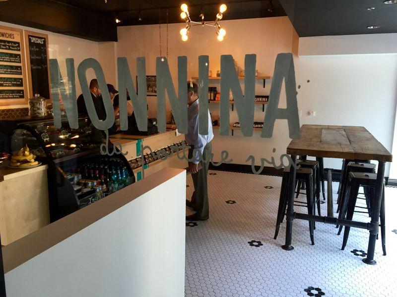 Piccolo sogno unpacks nonnina, an italian sandwich shop/lounge ...