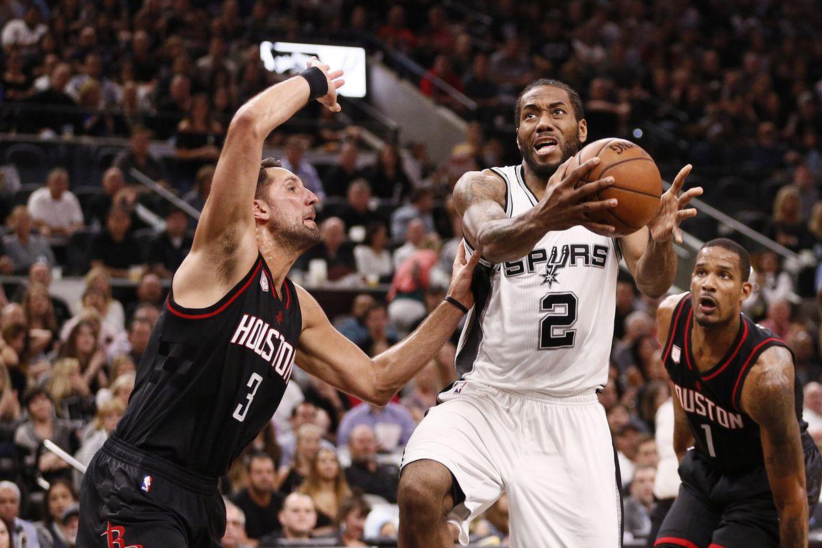 Spurs Return to Western Conference Finals
