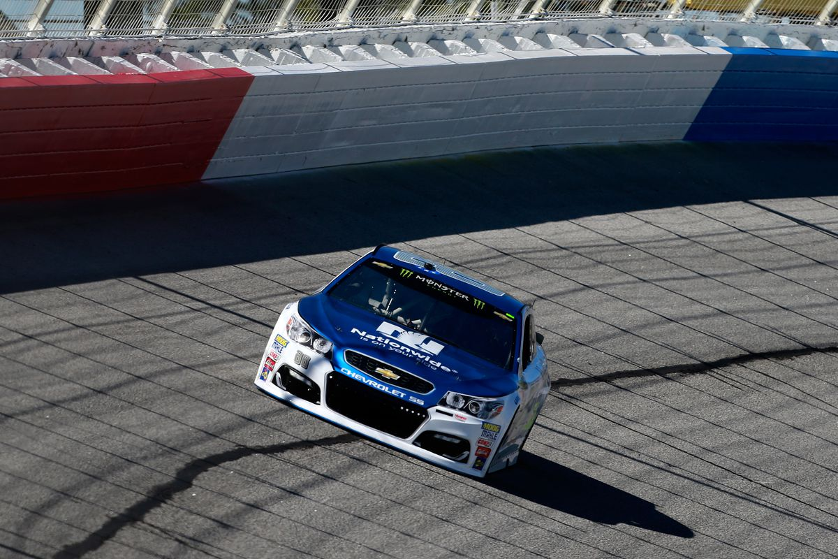NASCAR's stage racing shuffles point standings