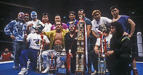 This Day In Wrestling History Apr 16 Super J Cup