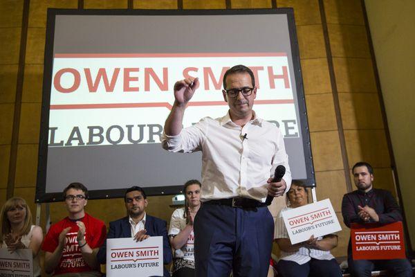 Owen Smith, Jeremy Corbyn's leadership challenger.