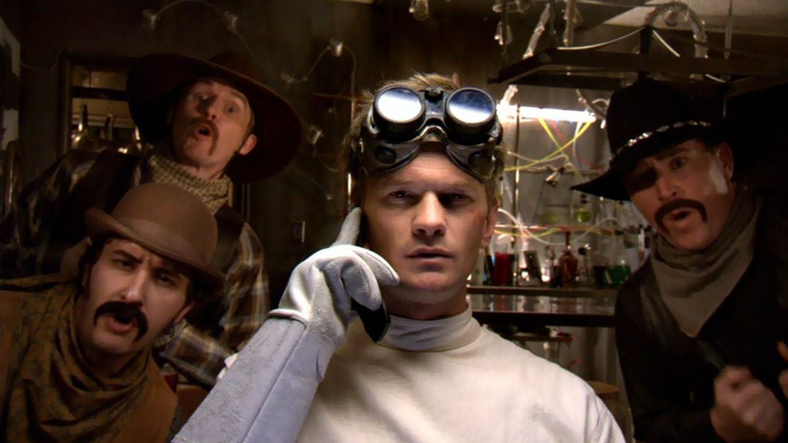 Dr. Horrible's Sing-Along Blog was the best thing to come out of the writers' strike