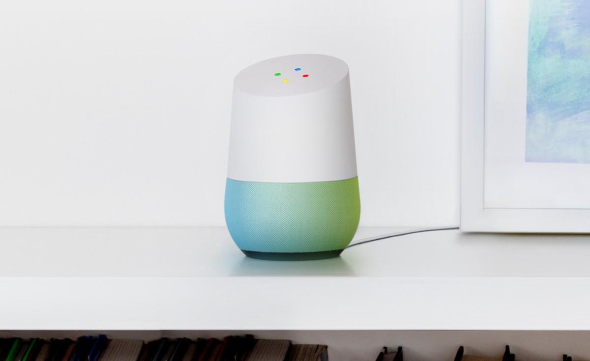 หน้าแรกของ Google