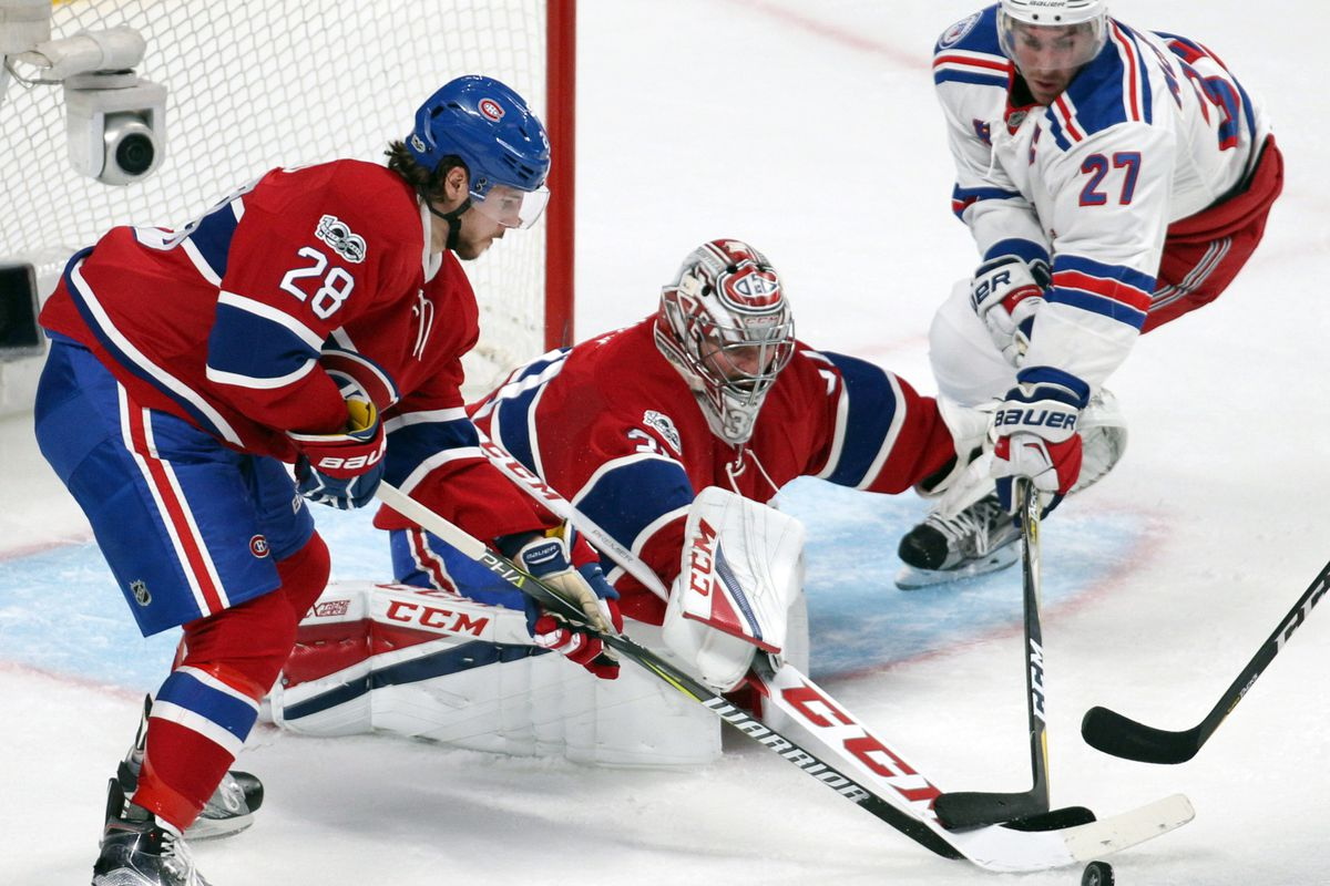 These Rangers Hab to learn how to win playoff games at Garden