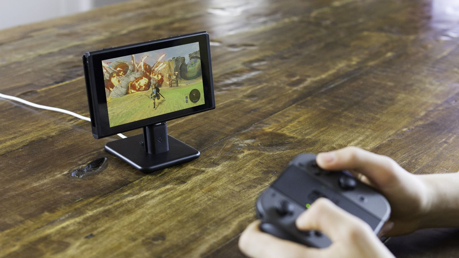 The Best Nintendo Switch Stand yet is an Expensive iPhone Dock