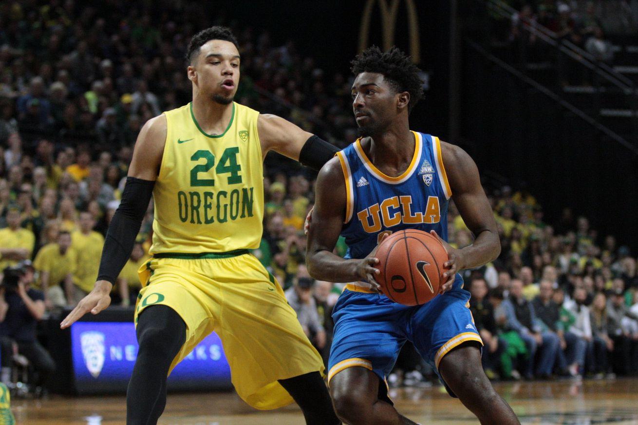 UCLA Bruins at Oregon Ducks Game Thread - Bruins Nation