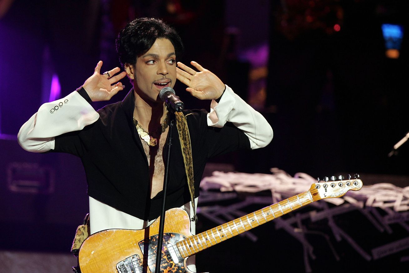 Listen to the first unreleased Prince track from a new EP coming this Friday
